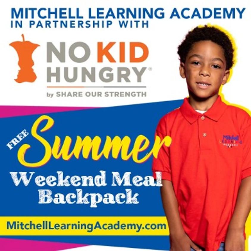 Summer Weekend Backpack Program June 25, 2021