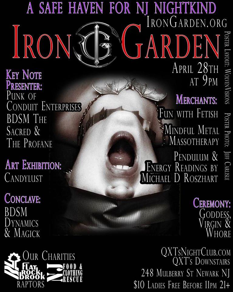 IG April Poster
