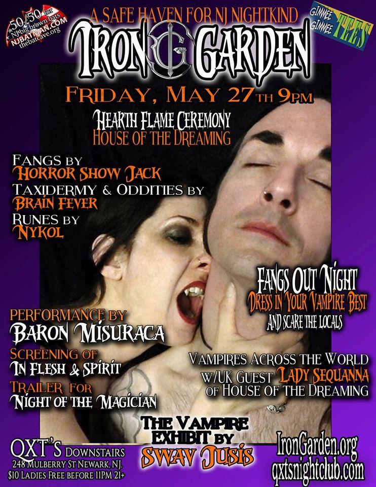 May Poster Gavin
