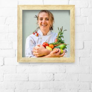 Cheffe à domicile, traiteur, animatrice d'ateliers culinaires