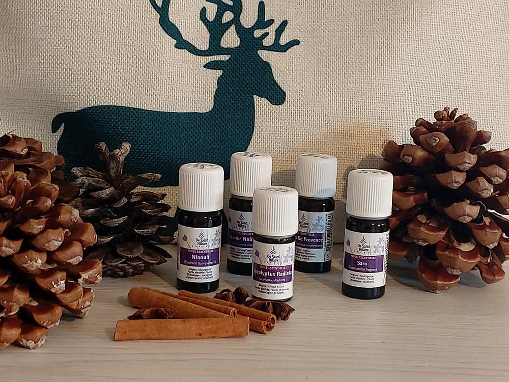 Marielle PERUZZO conseillère en aromathérapie, huiles essentielles, savoie