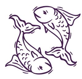 Dans les étoiles - Astrologie par Pauline - Les poissons
