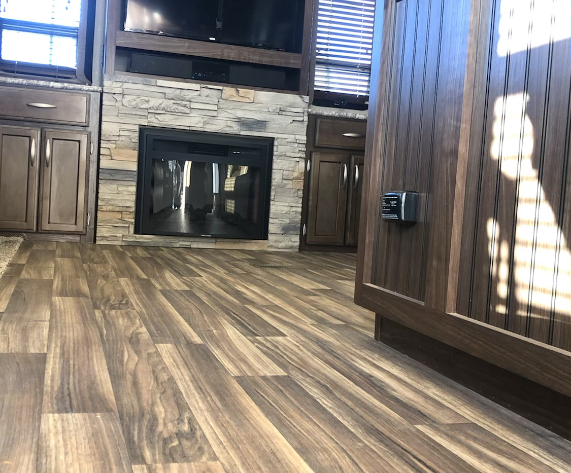 Wood Grain Floors