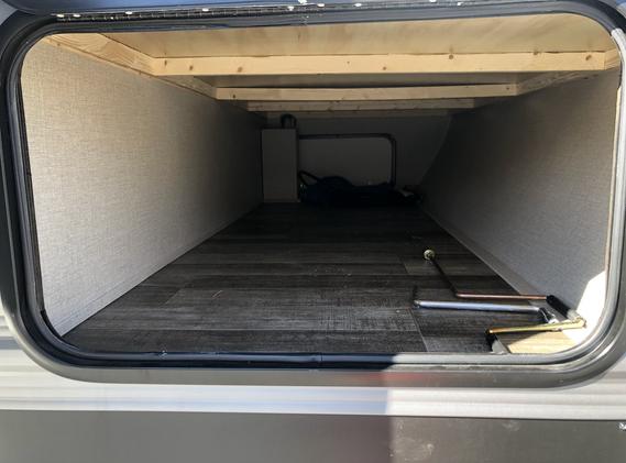 Front Storage Trunk