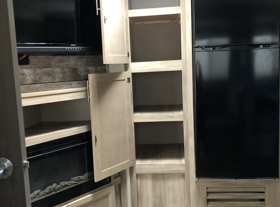Large Pantry in Kitchen