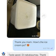"""""""tasty, di nakakaumay"""" -Ms. Vicky Liao"""