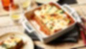 zuccini lasagne quinoa Kalning Tino Food