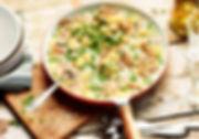 Gnocchi champignon pfanne Foodstyling Fo