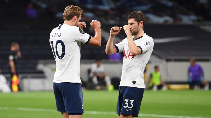 A volta de Harry Kane é um alívio para os torcedores do Spurs. (Foto: Tottenham)