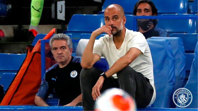 Praticamente garantido na Champions League, Pep Guardiola sabe que tudo dependerá de um julgamento (Foto: Man City)