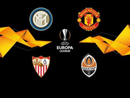 Quatro equipes e apenas duas vagas na final da Europa League, falamos sobre os confrontos