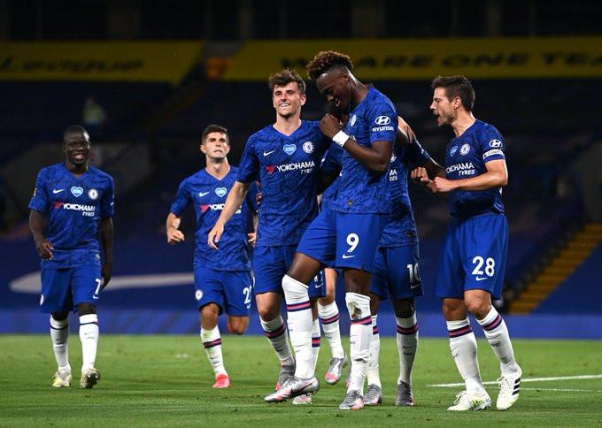 Os jovens do Chelsea são a diferença na temporada dos blues (Foto: Chelsea)
