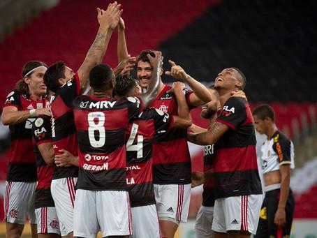 Equipe da décima quarta rodada do campeonato Brasileiro do Na Gaveta