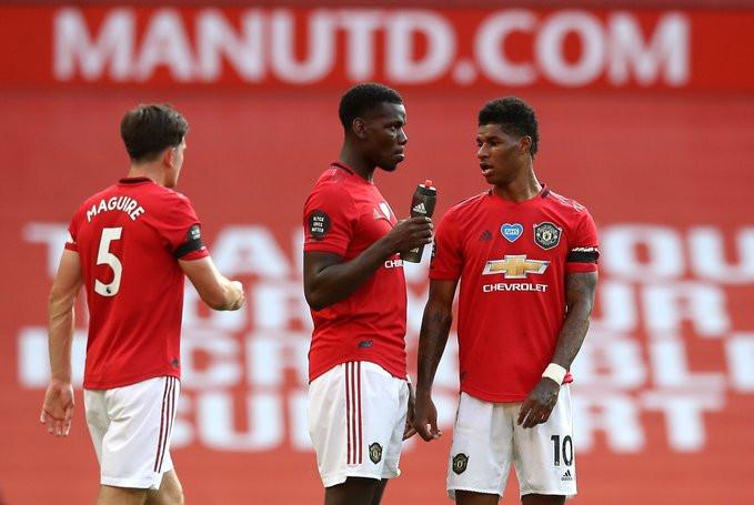 Retorno de Pogba e Rashford é ótimo para o Manchester United (Foto: Man United)