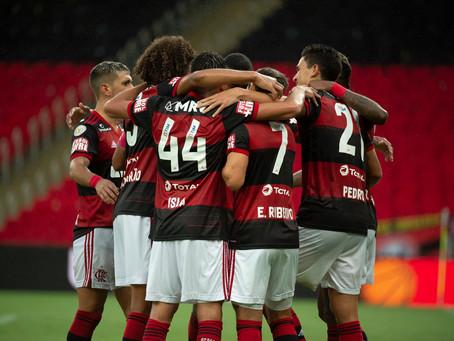 Equipe da décima terceira rodada do campeonato Brasileiro