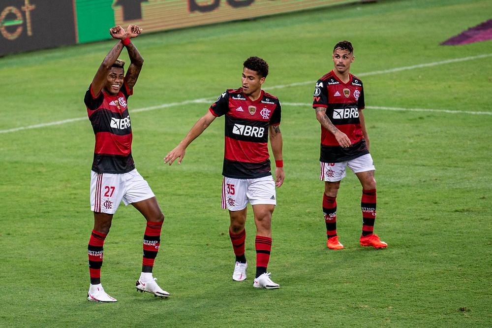 Flamengo é um dos favoritos para conquistar a Libertadores. (Foto: Flamengo)