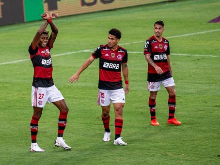 Com overdose de duelos  entre Brasil e Argentina,foram reveladas as oitavas de final da Libertadores