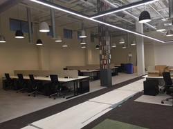 On Site - Open Plan Workstations