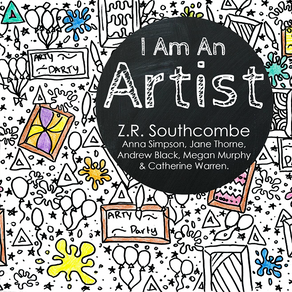 I Am An Artist: Advice, motivation and actions to help you on your artist's journey.