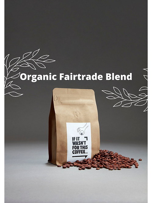 250g Fairtrade Organic
