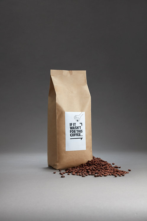 1 Kg Bag of Coffee