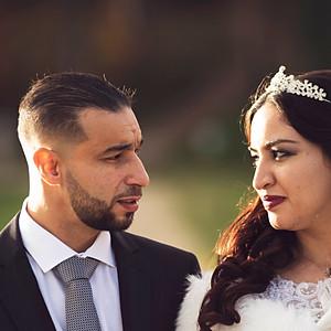 Mariage Nourdine et Jamina