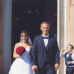 Mariage Christophe et Marina