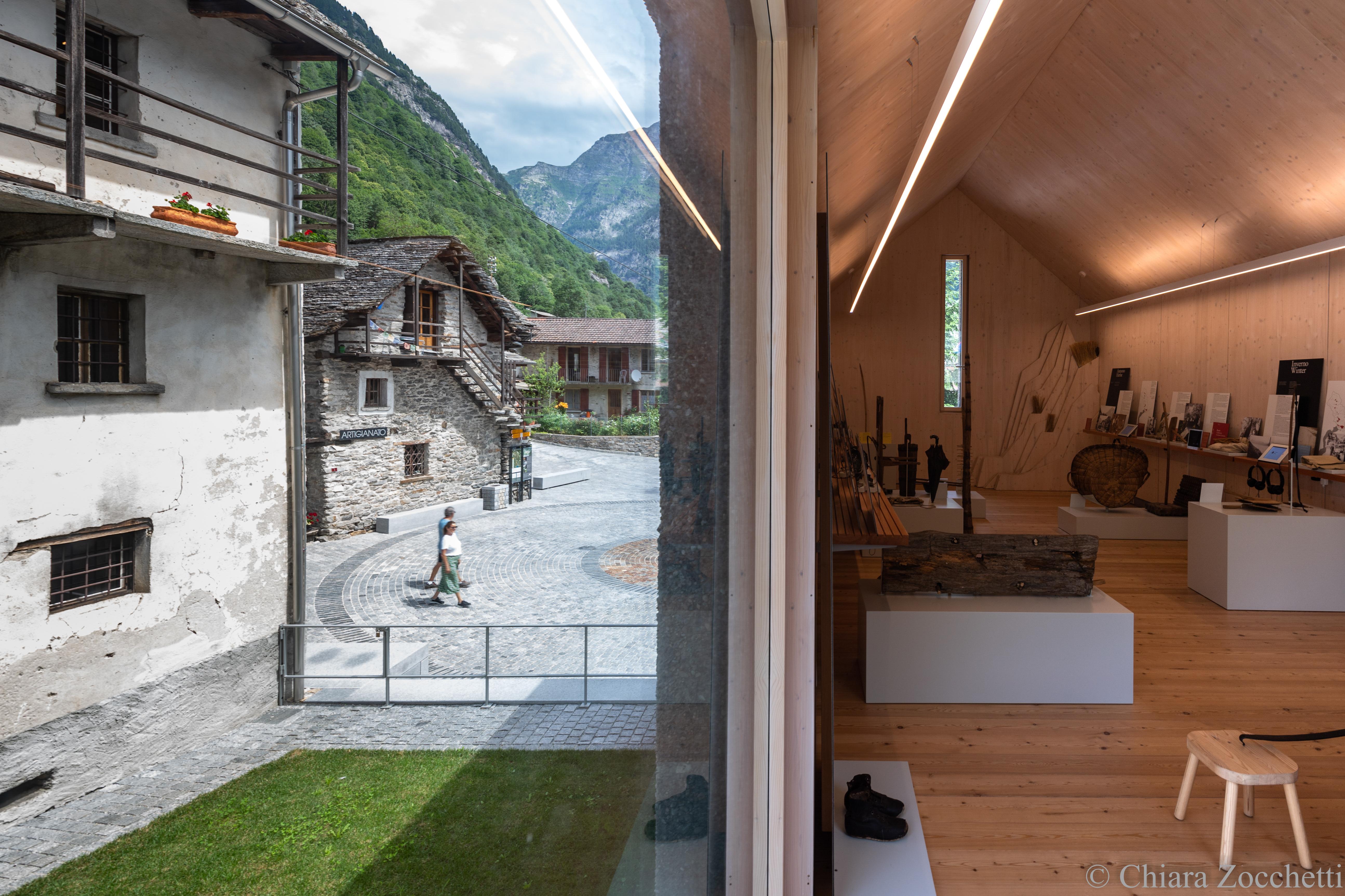 Museo della Valle Verzasca
