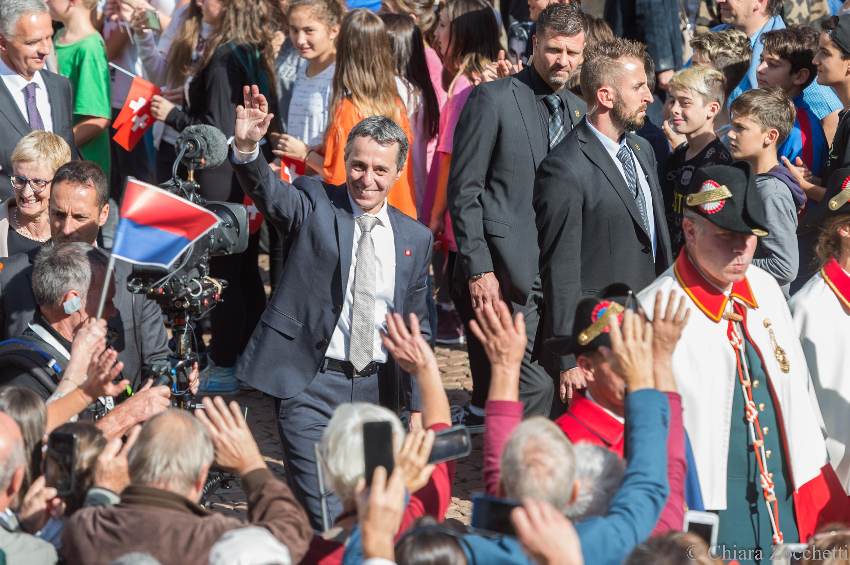 elezione di Ignazio Cassis