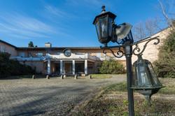 Hotel Villa Magliasina, abbandonato