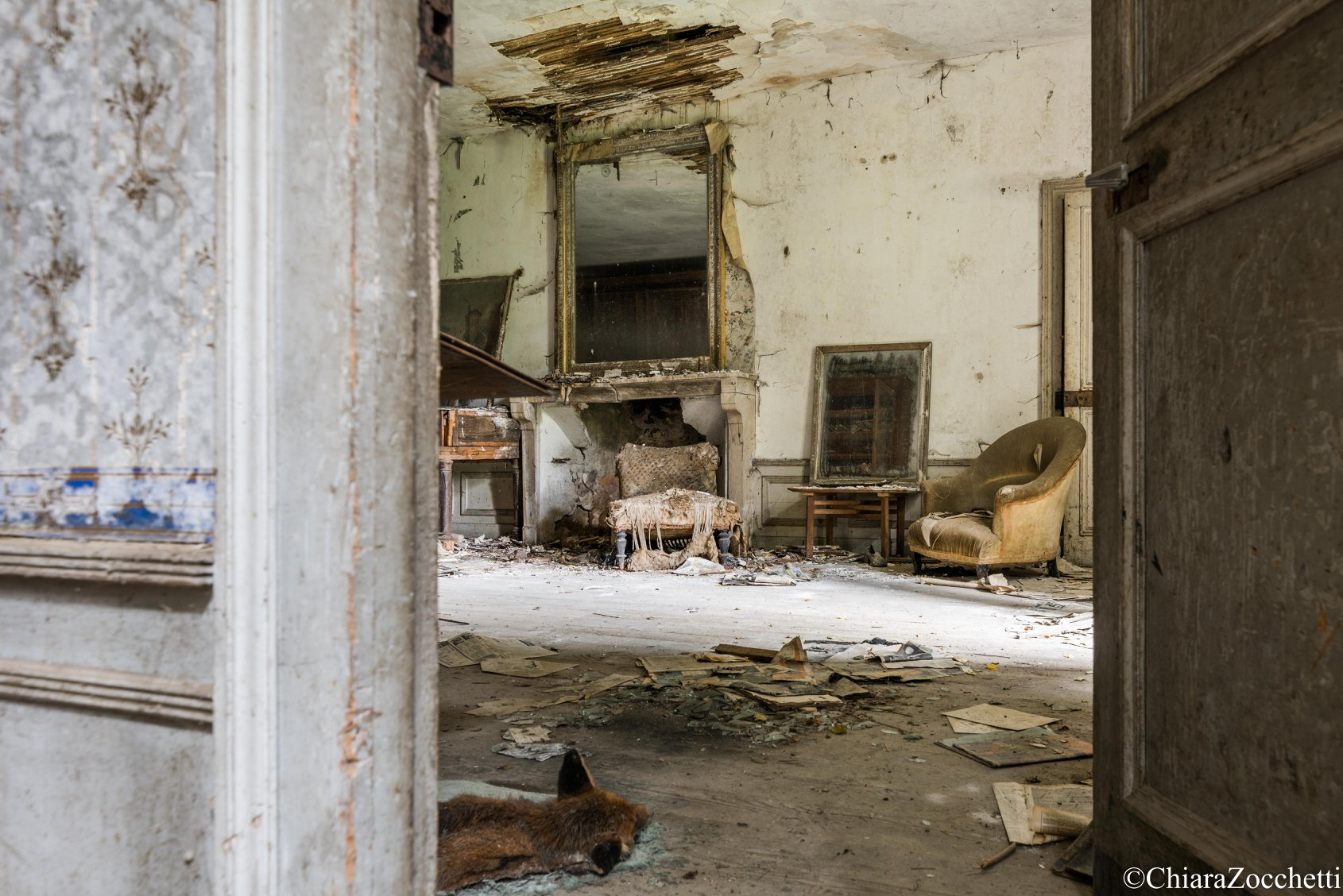 La Villa du renard mort