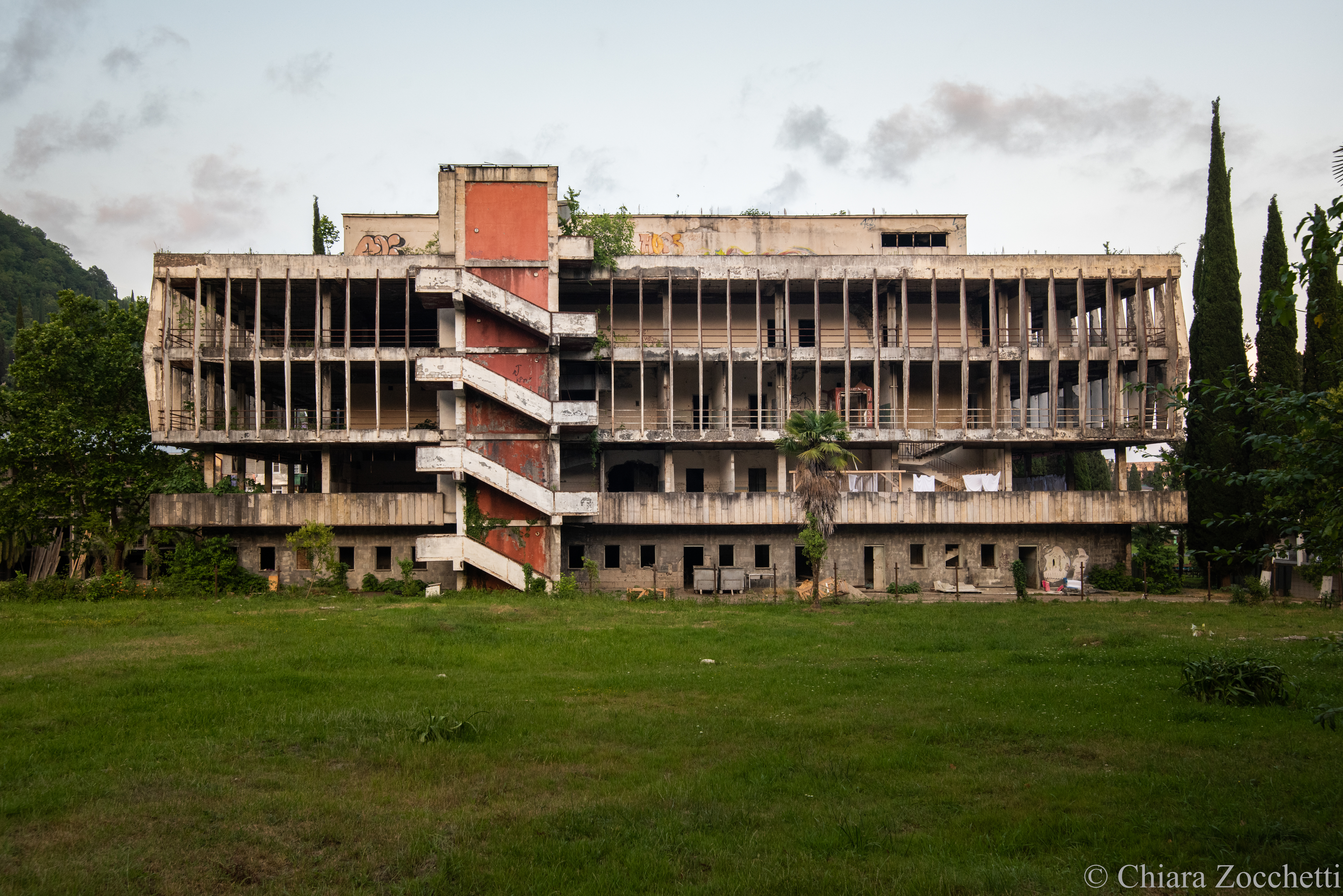New Athos, Abkhazia 2019