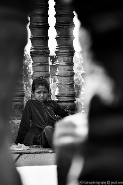 bambina Cambogia