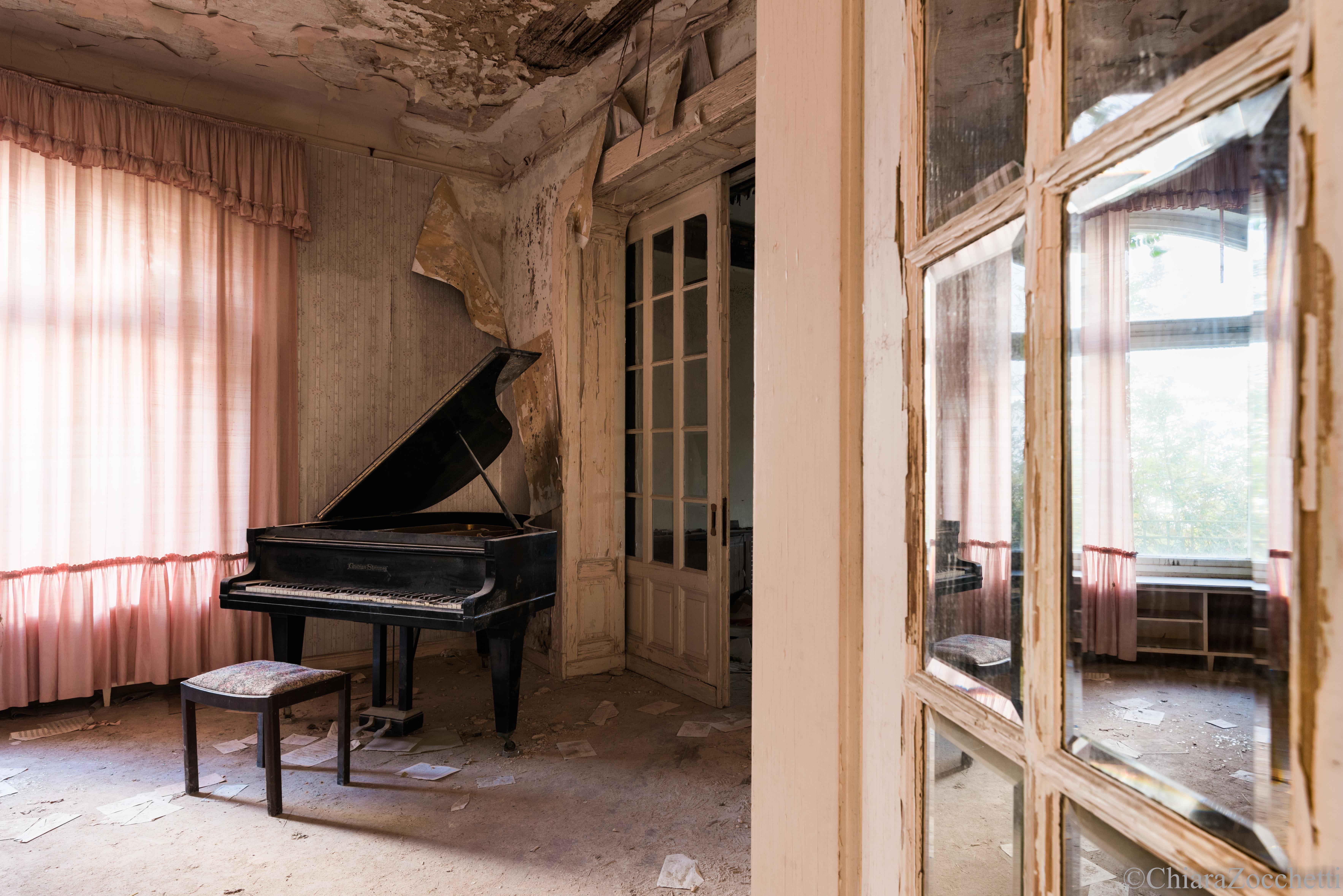Das stumme Klavier