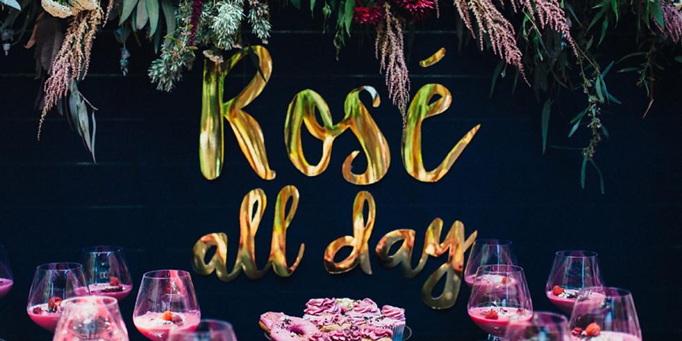 Aqua ALL DAY Rosé Soirée