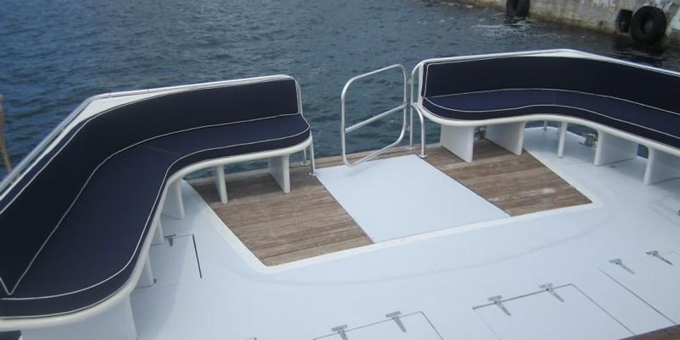 14 Sept 6:00-7:30pm Mini Cruise