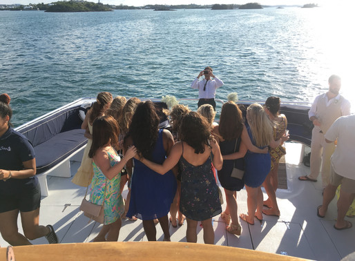 Bermuda Wedding Charter