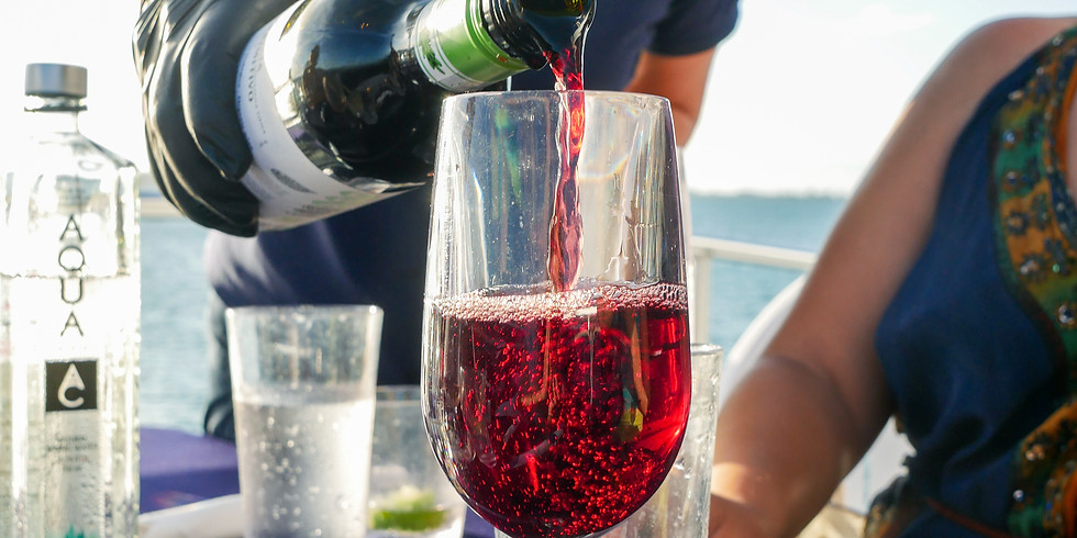 Sunset Dinner Cruise Saturday 30th October 6:00pm-9:00pm
