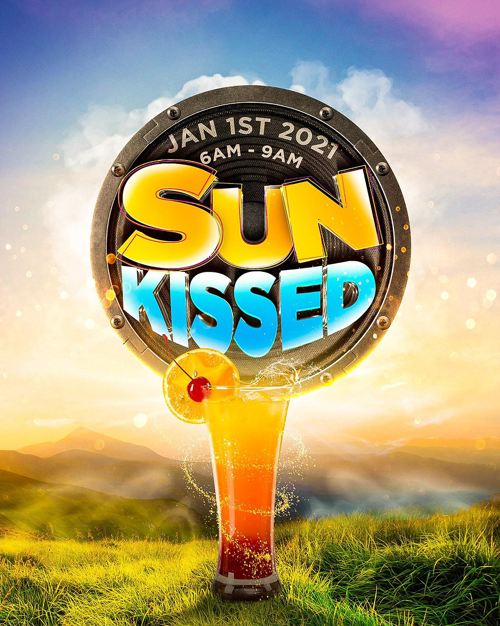 Sunkissed 2 zoom out dj rusty g ubervida