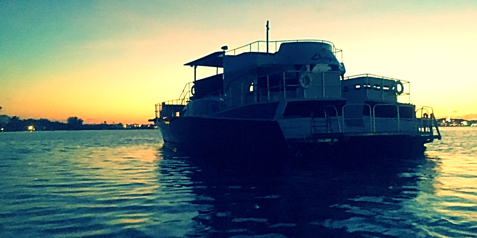 Sunset Dinner Cruise 2nd October 6:00pm-9:00pm