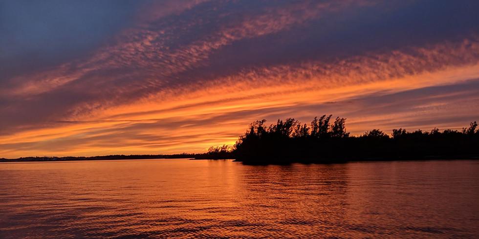 Sunset Dinner Cruise Thursday 5th November 6:00pm-9:00pm