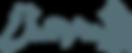 UberVida logo Grey