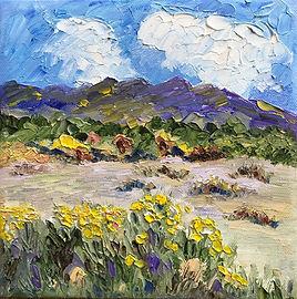 High Desert in Bloom 8x8.jpg
