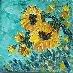 Sunflowers 2nd one 6x6.jpg