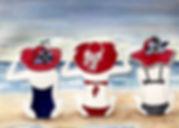 Three Red Hats at the Beach.jpg