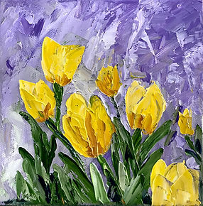 Yellow Tulips 6x6.jpg