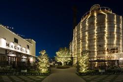 magnolia silos marketplace lighting by g