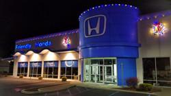 Commercial Lighting by GGA Texas