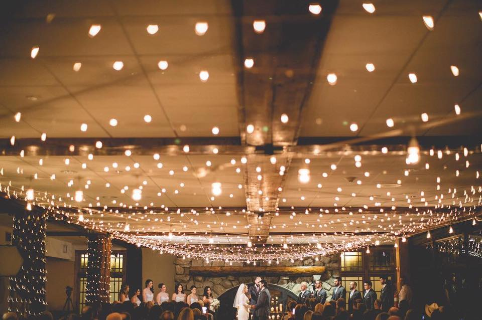 Wedding Lighting by GGA Central Texas