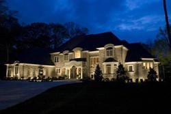 texas landscape lighting by gga